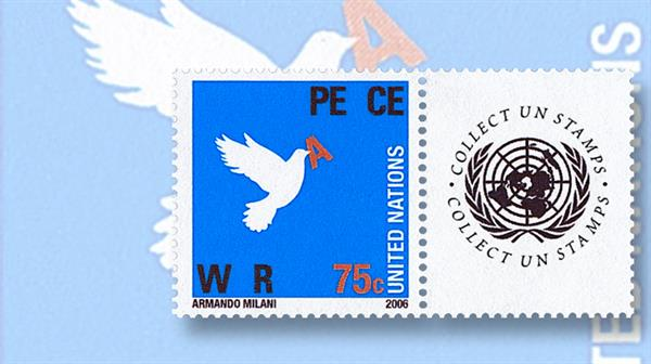 united-nations-2006-war-and-peace-stamp