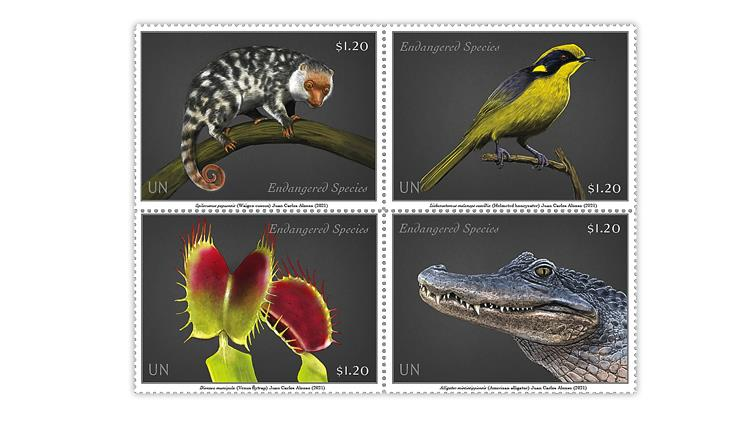 united-nations-2021-endangered-species-stamps-new-york