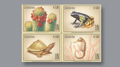 united-nations-80-endangered-species-stamps