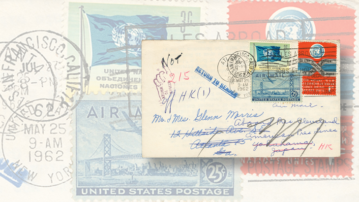 united-nations-first-day-cover-japan-auxiliary-markings-1962