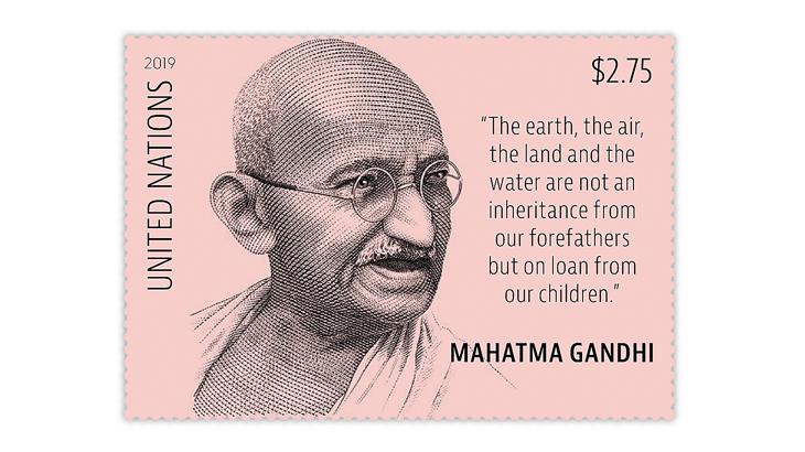 united-nations-mahatma-gandhi-150-birth-anniversary-stamp