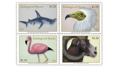 united-nations-program-2020-endangered-species-stamps