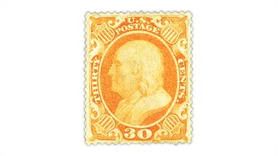 united-states-1860-benjamin-franklin-stamp-extra-fine-superb-95