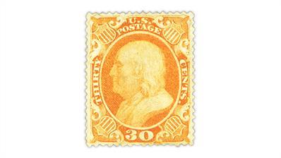 united-states-1860-benjamin-franklin-stamp-extra-fine-superb-95
