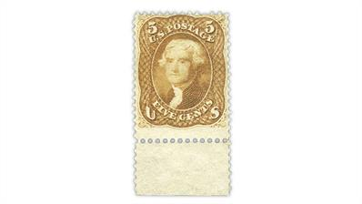 united-states-1861-5-cent-buff-thomas-jefferson-stamp