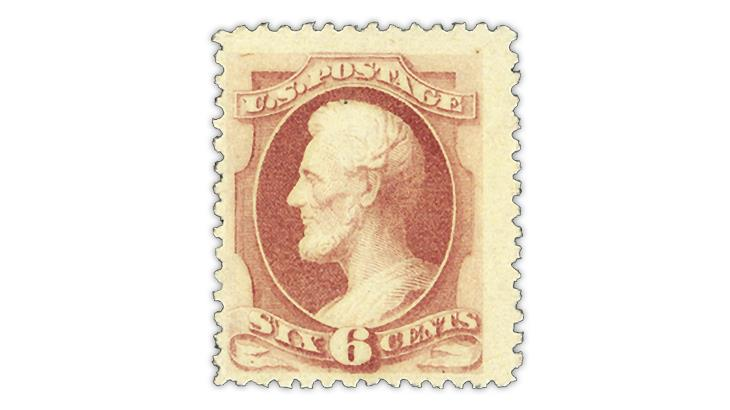 united-states-1880-dull-rose-abraham-lincoln-special-printing-stamp