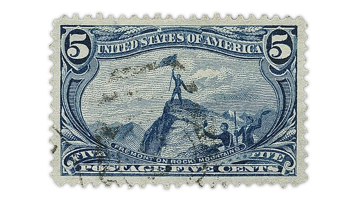 united-states-1898-5-cent-trans-mississippi-used-stamp