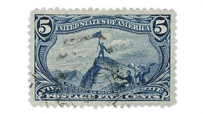 united-states-1898-5-cent-trans-mississippi-used-stamp