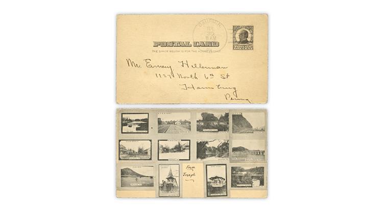 united-states-1908-penny-postal-card-photos