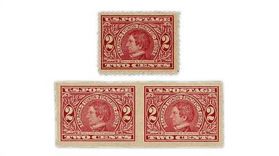 united-states-1909-william-seward-alaska-yukon-pacific-exposition-stamps