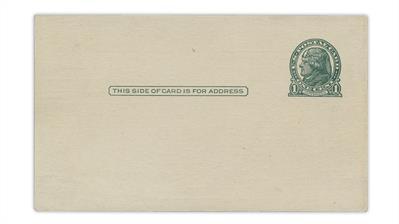 united-states-1916-thomas-jefferson-postal-card-recut-design-scott-ux27d