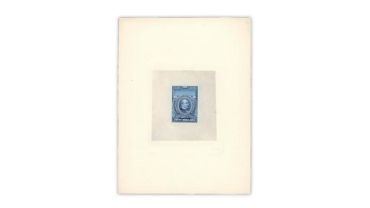 united-states-1918-blue-stock-transfer-large-die-proof