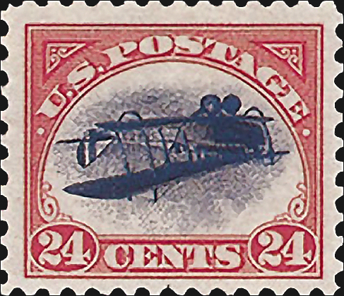 united-states-1918-inverted-jenny-airmail-error-stamp