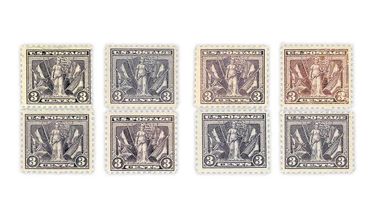 united-states-1919-victory-stamp-color-varieties