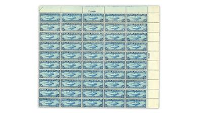 united-states-1930-graf-zeppelin-pane-of 50