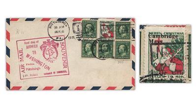united-states-1931-christmas-seal-cambridge-massachusetts-local-overprint-cover
