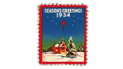 united-states-1934-little-red-cottage-christmas-seal