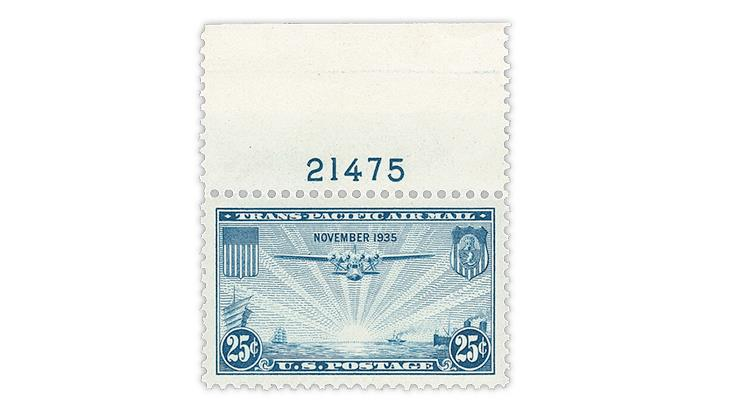 united-states-1935-trans-pacific-airmail-stamp-gem-100j