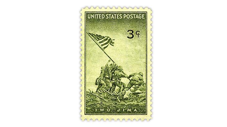united-states-1945-marine-corps-iwo-jima-stamp