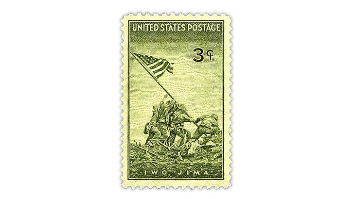 united-states-1945-marines-stamp-joe-rosenthal-photo-iwo-jima
