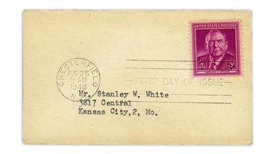 united-states-1948-harlan-fisk-stone-first-day-cover
