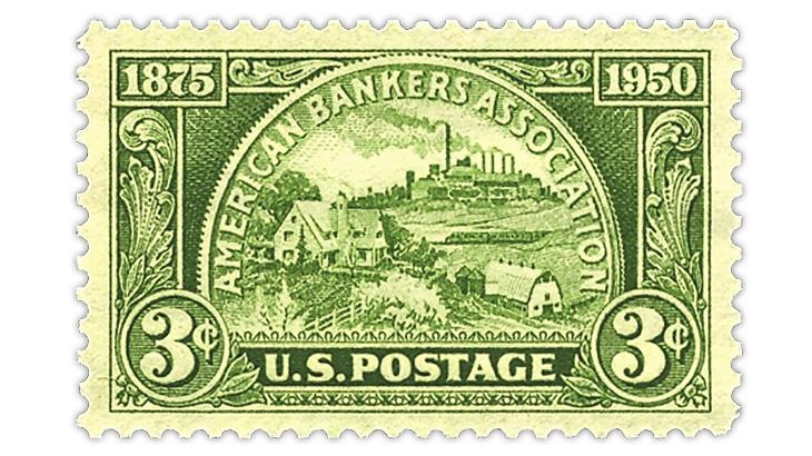 united-states-1950-american-bankers-association-stamp