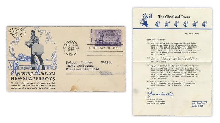united-states-1952-newspaperboys-stamp-first-day-cover