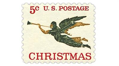 united-states-1965-christmas-stamp