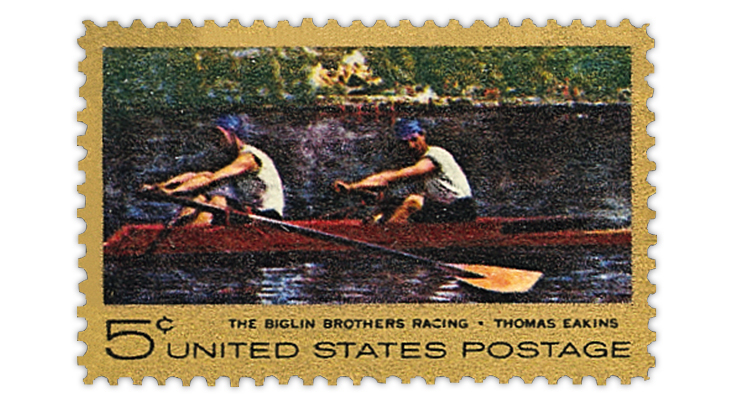 united-states-1967-thomas-eakins-stamp