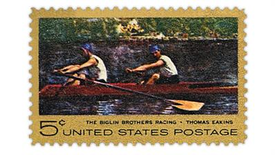 united-states-1967-thomas-eakins-stamp