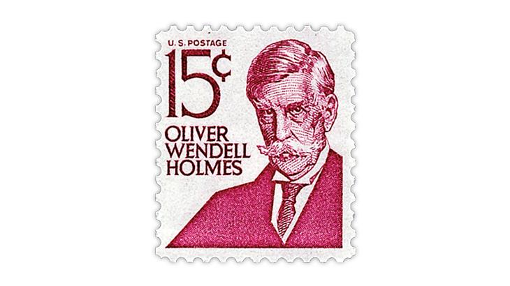 united-states-1968-oliver-wendell-holmes-stamp