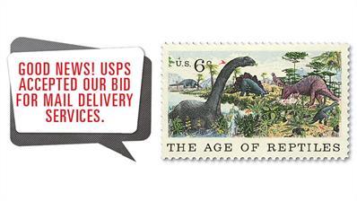 united-states-1970-age-reptiles-stamp-cartoon-contest