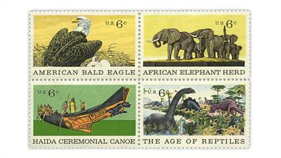 united-states-1970-american-museum-natural-history-stamps