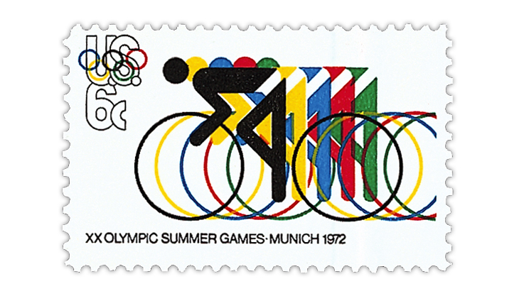 united-states-1972-olympic-games-stamp