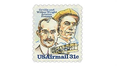 united-states-1978-orville-wilbur-wright-airmail-stamp