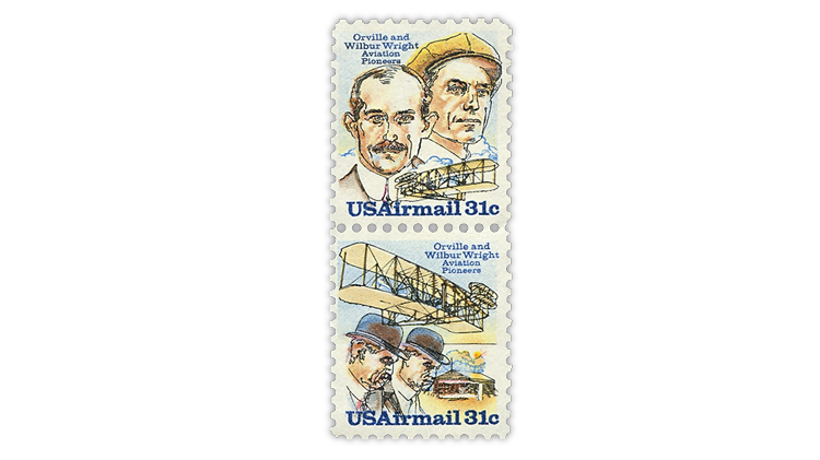 united-states-1978-wright-brothers-airmail-stamps