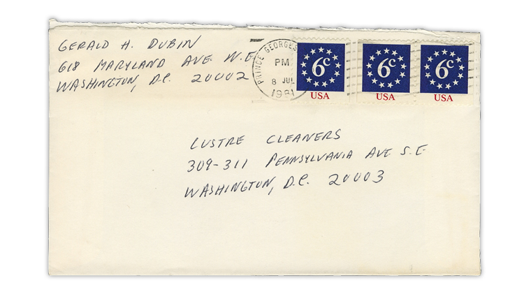 united-states-1981-star-booklet-stamps-cover