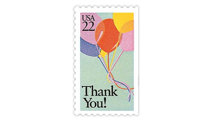united-states-1987-special-occasions-thank-you-stamp