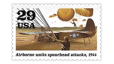 united-states-1994-world-war-ii-airborne-units-spearhead-attacks-stamp