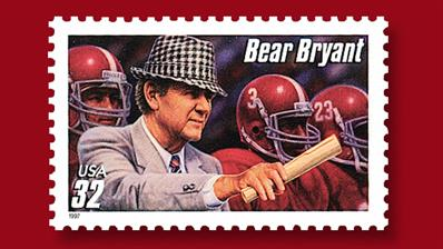 united-states-1997-bear-bryant-stamp