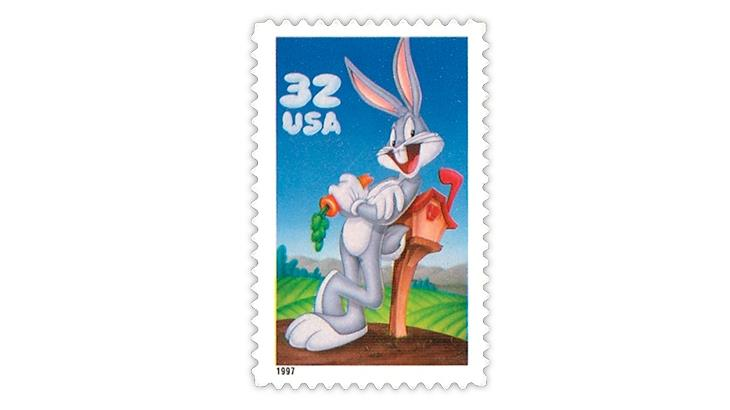 united-states-1997-bugs-bunny-stamp