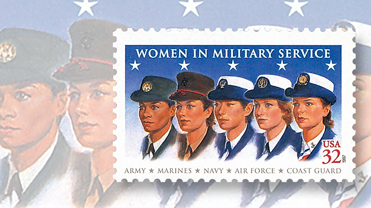 united-states-1997-women-in-military-service-stamp