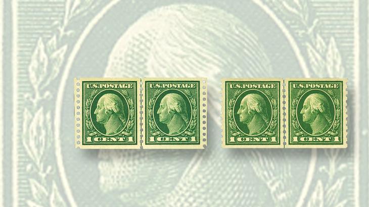 united-states-1c-george-washington-coil-fake-perforations
