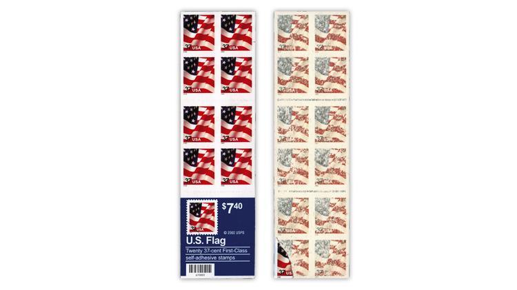 united-states-2002-flag-double-sided-pane-error-scott-3636f