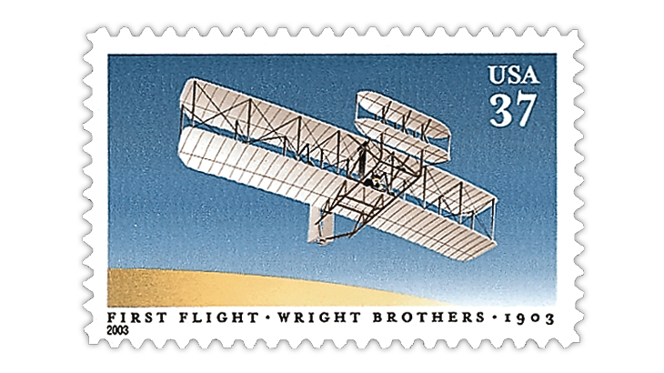 united-states-2003-wright-brothers-flight-centennial-stamp
