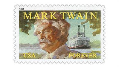 united-states-2011-mark-twain-commemorative-stamp