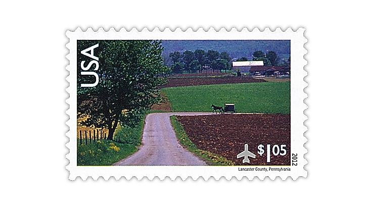 united-states-2012-amish-horse-buggy-airmail-stamp
