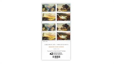 united-states-2014-hudson-river-school-paintings-booklet-pane