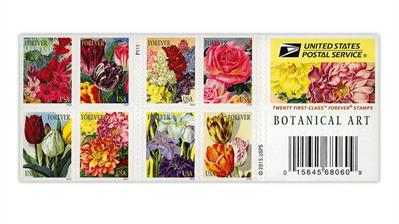 united-states-2016-botanical-art-booklet-stamps