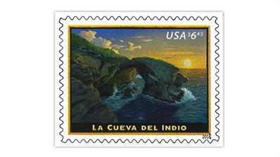 united-states-2016-la-cueva-del-indio-stamped-envelope